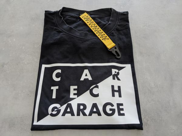 CarTech Bundle T-Shirt-Limit Edition + Schlüsselanhänger