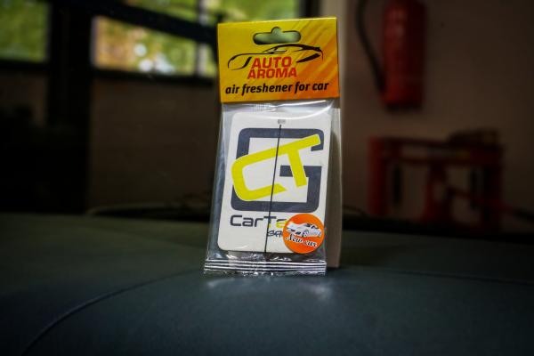 2x CarTech Garage Duftbaum